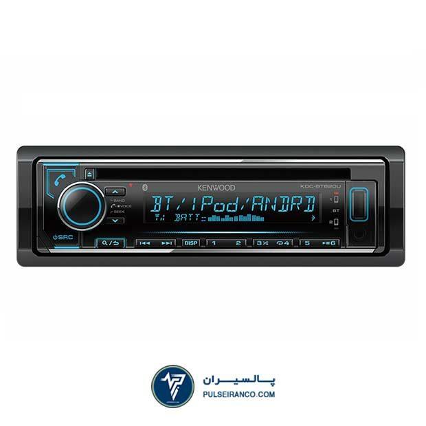 پخش کنوود BT620U بلوتوث دار - Kenwood KDC-BT620U car stereo