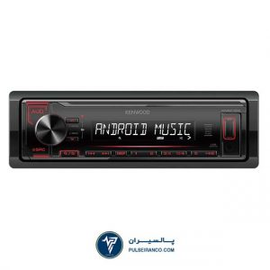 پخش کنوود 104 دکلس - Kenwood KMM-104 car stereo