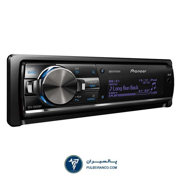 پخش پایونیر DEH-X9650BT - Pioneer-DEH-X9650BT - Car Stereo