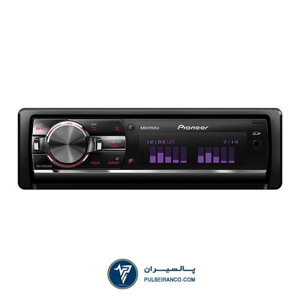 پخش پایونیر DEH-X9650SD - Pioneer-DEH-X9650SD - Car Stereo