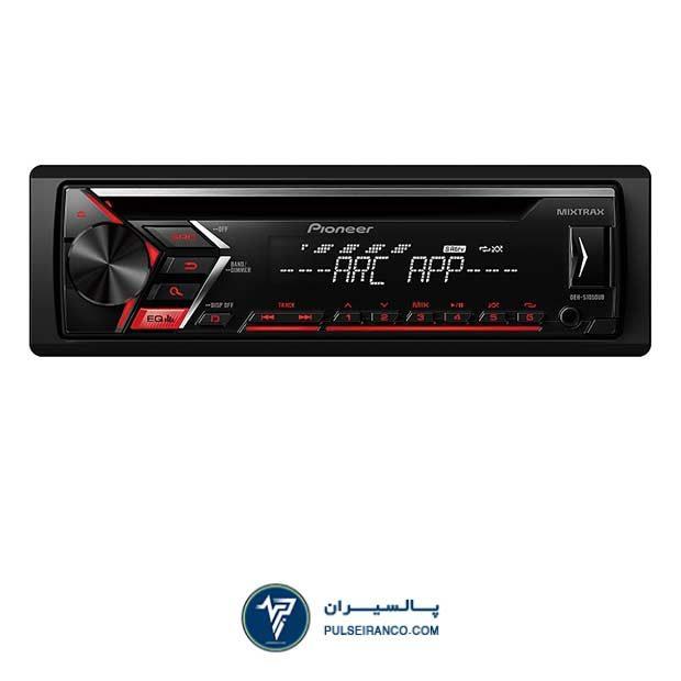 پخش پایونیر -Deh-S1050UB - Pioneer-Deh-S1050UB - Car Stereo