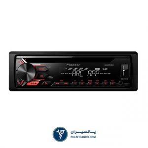 پخش پایونیر 1950 – Pioneer DEH-X1950UB car stereo