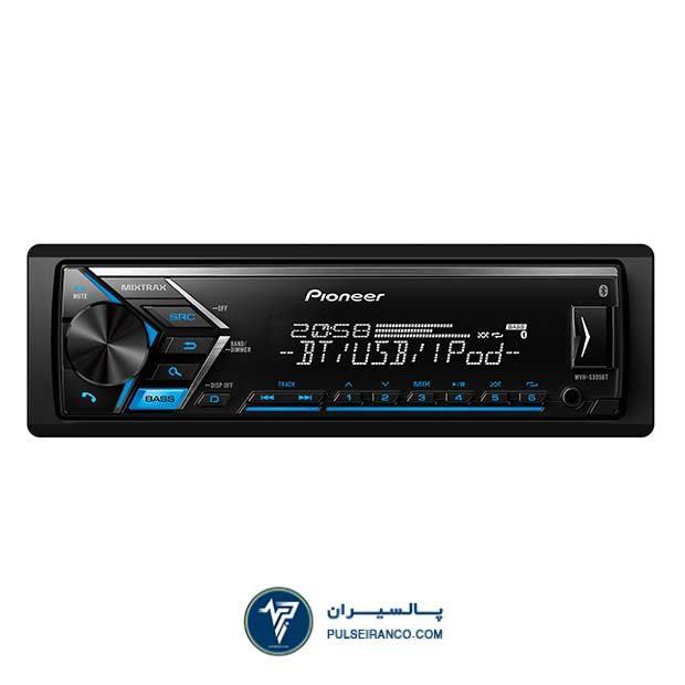 پخش پایونیر MVH-S305BT - Pioneer-MVH-S305BT - Car Stereo