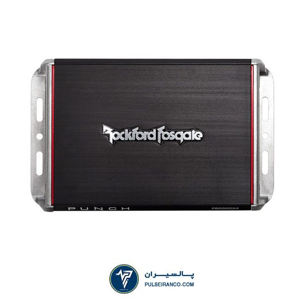 آمپلی فایر راکفورد PBR300X4 - Rockford punch PBR300X4 amplifier
