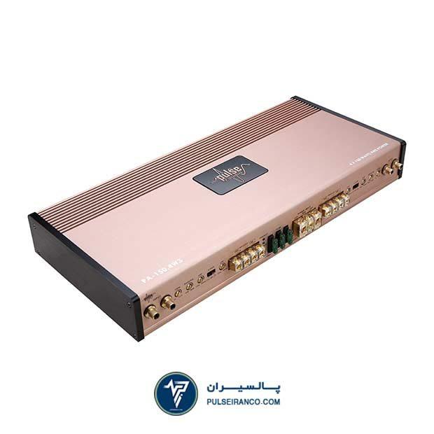 آمپلی فایر پالس اودیو PA 150-4W3 - Pulse Audio PA 150-4W3 amplifier