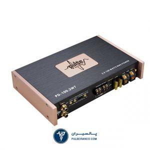 آمپلی فایر پالس اودیو PD 100 2W7 - Pulse Audio PD 100.2W7 amplifier