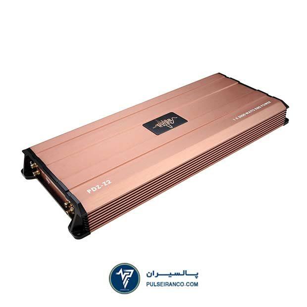 آمپلی فایر پالس اودیو PDZ Z2 - Pulse Audio PDZ Z2 amplifier