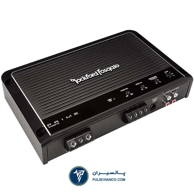 آمپلی فایر راکفورد Rockford R1200-1D amplifier