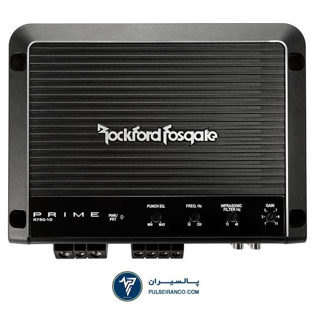 آمپلی فایر راکفورد Rockford R750 amplifier