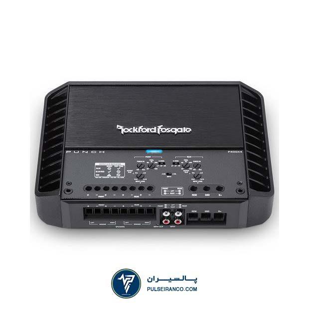 آمپلی فایر راکفورد P600X4 - Rockford punch P600X4 amplifier