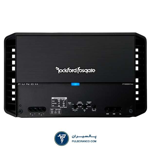 rockford punch P1000X1BD amplifier آمپلی فایر راکفورد
