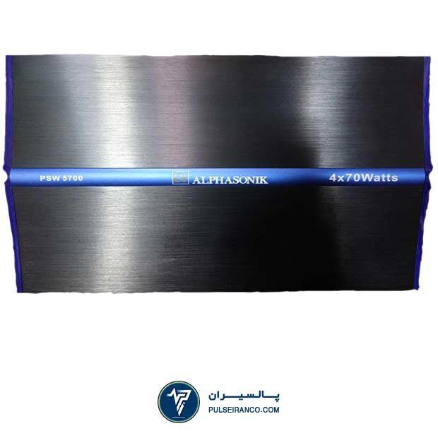 آمپلی فایر الفاسونیک 5700 - Alphasonik PSW 5700 Amplifier