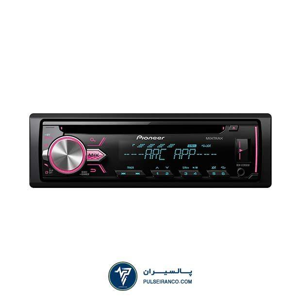 پخش پایونیر 2950 - Pioneer DEH-X2950UI Car Stereo