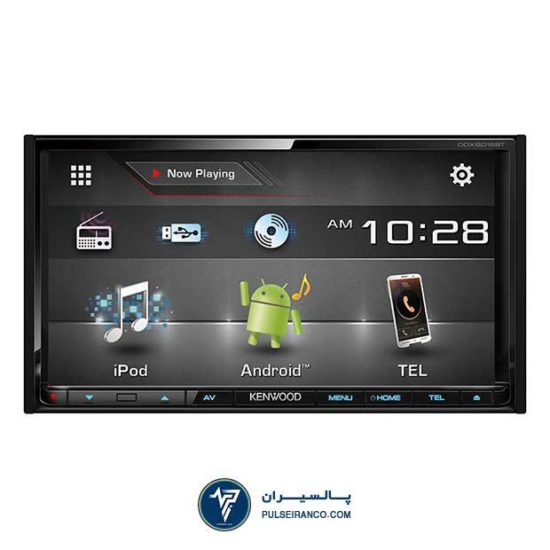 پخش کنوود 6016 - kenwood DDX6016btm Car Stereo