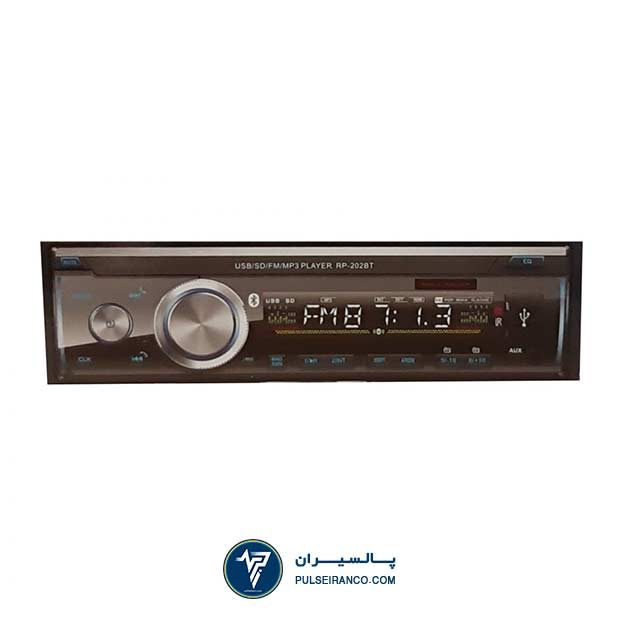 پخش راک پاور 202 - Rock Power RP-202BT car stereo