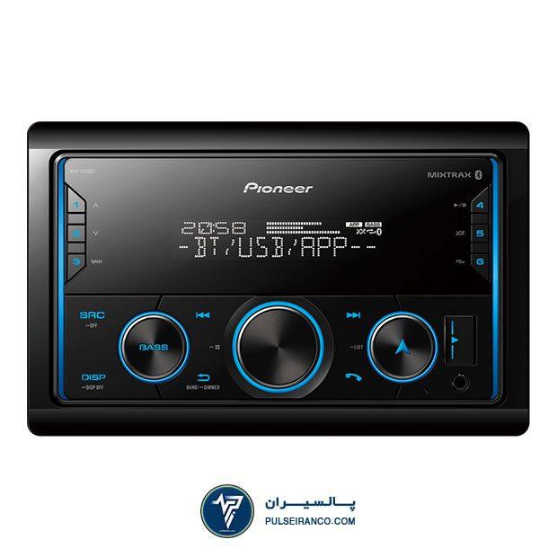 پخش پایونیر 425 - Pioneer MVH-S425BT Car Stereo