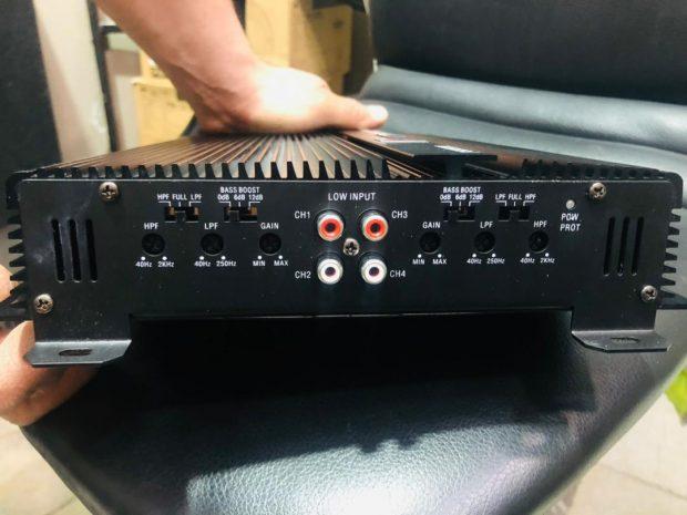 آمپلی فایر الفاسونیک 5800 - Alphasonik PSW 5700 Amplifier